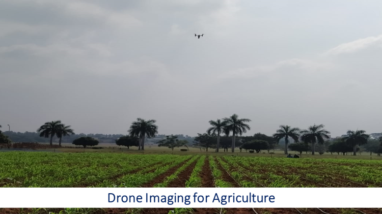 Drone Imaging for Agriculture