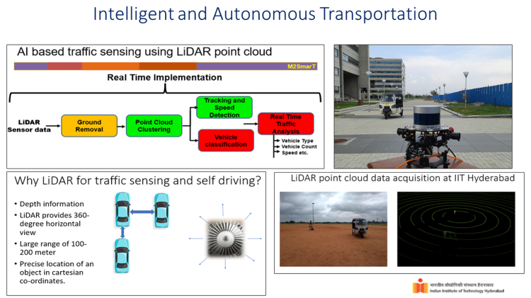 Intelligent and Autonomous Transportation